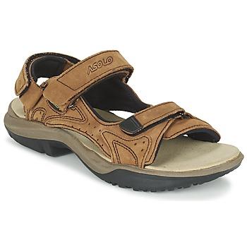 Boty Muži Sportovní sandály Asolo METROPOLIS Hnědá