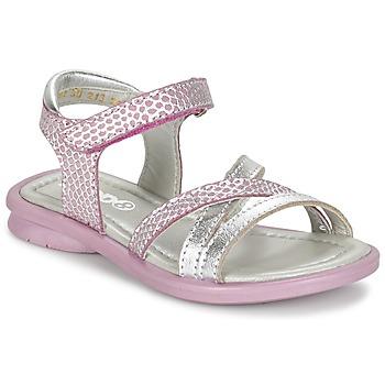 Boty Dívčí Sandály Mod'8 JELGUY2 Růžová
