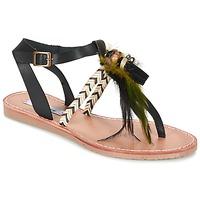 Boty Ženy Sandály Coolway MELROSE Černá