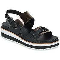 Boty Ženy Sandály Coolway DOLPHIN Černá
