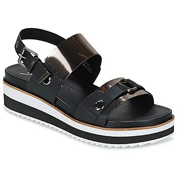 Coolway Sandály DOLPHIN - Černá