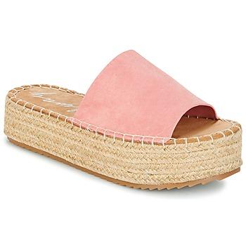 Boty Ženy Dřeváky Coolway BORA Růžová