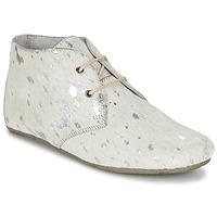 Boty Ženy Kotníkové boty Maruti GIMLET Bílá / Stříbřitá