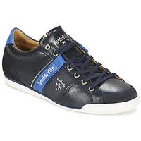Boty Muži Nízké tenisky Pantofola d'Oro SAVIO ROMAGNA UOMO LOW Modrá