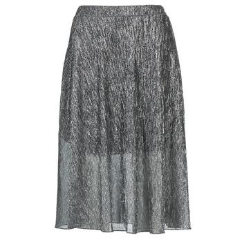 Textil Ženy Sukně Betty London FOYEUSE Stříbřitá