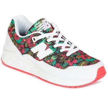 Boty Ženy Nízké tenisky New Balance W530 Zelená / Červená