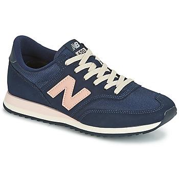 Boty Ženy Nízké tenisky New Balance CW620 Tmavě modrá