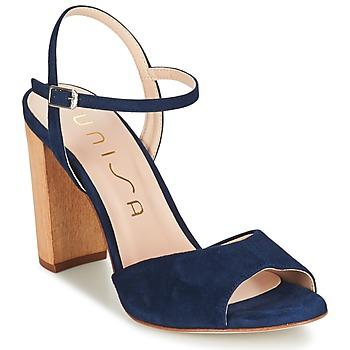 Boty Ženy Sandály Unisa WATU Tmavě modrá