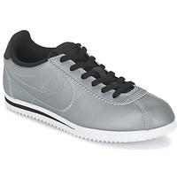 Boty Chlapecké Nízké tenisky Nike CORTEZ PREMIUM JUNIOR Šedá