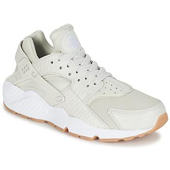 Boty Ženy Nízké tenisky Nike AIR HUARACHE RUN SE W Šedá
