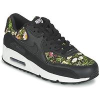 Boty Ženy Nízké tenisky Nike AIR MAX 90 SE W Černá