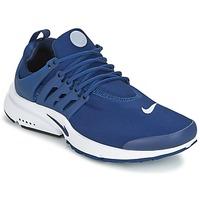 Boty Muži Nízké tenisky Nike AIR PRESTO ESSENTIAL Modrá