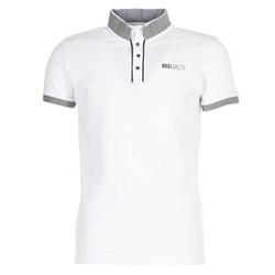 Textil Muži Polo s krátkými rukávy Deeluxe SQUART Bílá