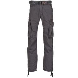 Textil Muži Cargo trousers  Deeluxe TROPERY Šedá
