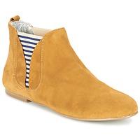 Boty Ženy Kotníkové boty Ippon Vintage SUN FLYBOAT Okrová