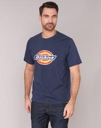 Textil Muži Trička s krátkým rukávem Dickies HORSESHOE TEE Tmavě modrá