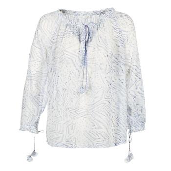Textil Ženy Halenky / Blůzy See U Soon 7111084 Bílá