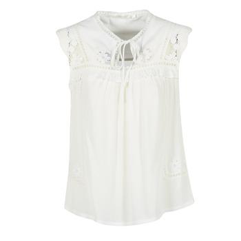 Textil Ženy Halenky / Blůzy See U Soon 7116203 Bílá