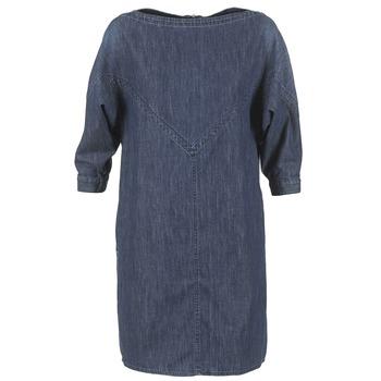Diesel Krátké šaty DE CHOF - Modrá