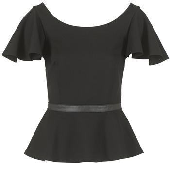 Textil Ženy Halenky / Blůzy Diesel T SONAI Černá