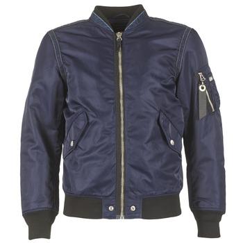 Textil Muži Bundy Diesel J HOWLER Tmavě modrá