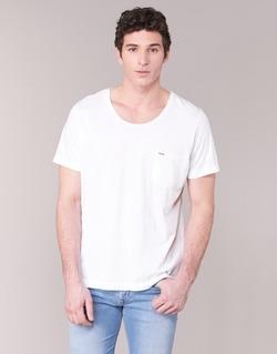 Textil Muži Trička s krátkým rukávem Diesel T KRONOX Bílá