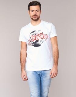 Textil Muži Trička s krátkým rukávem Diesel T DIEGO NC Bílá