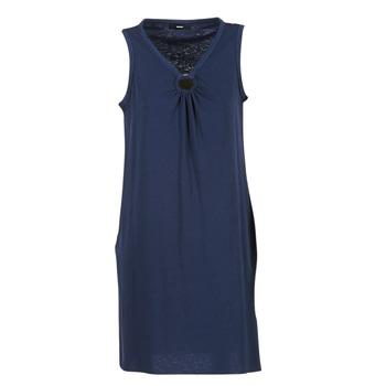Textil Ženy Krátké šaty Diesel D ISBEL Tmavě modrá