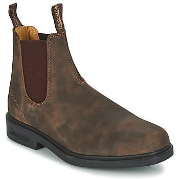 Boty Kotníkové boty Blundstone COMFORT DRESS BOOT Hnědá