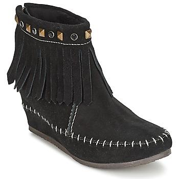 Boty Ženy Kotníkové boty Les Tropéziennes par M Belarbi BOLIVIE Černá