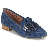 Boty Ženy Mokasíny Mam'Zelle ZELINA Tmavě modrá