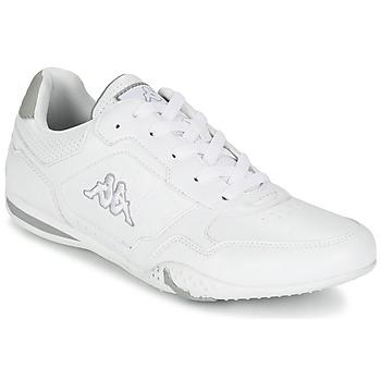 Boty Muži Nízké tenisky Kappa SPIRIDO Bílá
