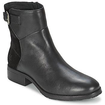 Boty Ženy Kotníkové boty Marc O'Polo GABRIELLE Černá
