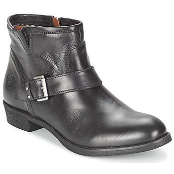 Boty Ženy Kotníkové boty Marc O'Polo ALICE Černá
