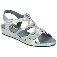 Boty Ženy Sandály Arcus SALON Stříbrná