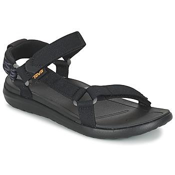 Boty Ženy Sandály Teva SANBORN UNIVERSAL Černá
