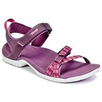 Boty Ženy Sportovní sandály Teva VERRA Fialová