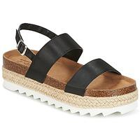 Boty Ženy Sandály Coolway KOALA Černá