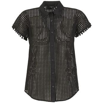 Textil Ženy Košile / Halenky Love Moschino WCC0480 Černá