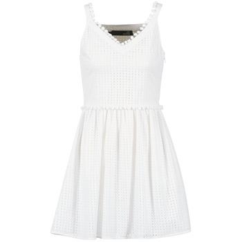 Textil Ženy Krátké šaty Love Moschino WVF3880 Bílá