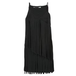 Textil Ženy Krátké šaty Love Moschino W595800 Černá
