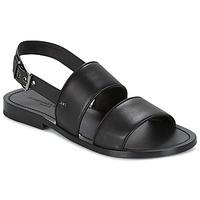 Boty Muži Sandály John Galliano 2402/LB-AA Černá
