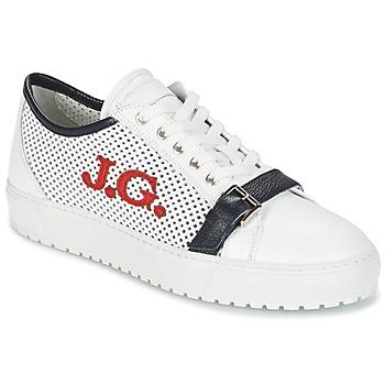Boty Muži Nízké tenisky John Galliano 2477CA Bílá