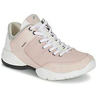 Boty Ženy Nízké tenisky Geox SFINGE A Růžová