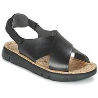 Boty Ženy Sandály Camper ORUGA Černá