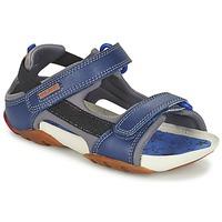 Boty Chlapecké Sandály Camper OUS Tmavě modrá