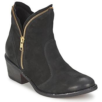 Boty Ženy Kotníkové boty Casual Attitude LALE Černá
