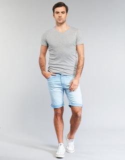 Textil Muži Kraťasy / Bermudy Replay RBJ901 Modrá / Tyrkysová