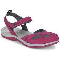Boty Ženy Sandály Merrell SIREN WRAP Q2 Růžová