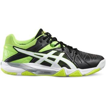 Boty Muži Nízké tenisky Asics Gelsensei 6 Bílé, Černé, Bledě zelené